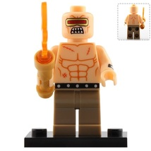 Mutant Leader DC Comics Batman The Dark Knight Lego Minifigures Toy Gift... - $1.99