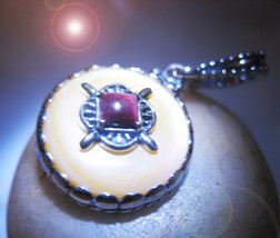 HAUNTED NECKLACE 9000X THE OCEAN'S CALM COOLING OFF EXTREME MAGICK SCHOLAR - $133.66