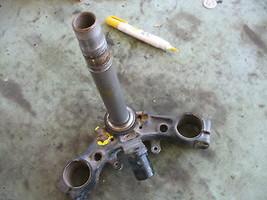 Basso Forcella Morsetto Sterzo Triplo Albero 1975 75 Honda MT250 MT 250 - $22.94