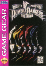 Mighty Morphin Power Rangers: The Movie (Sega Game Gear, 1995) - $8.97