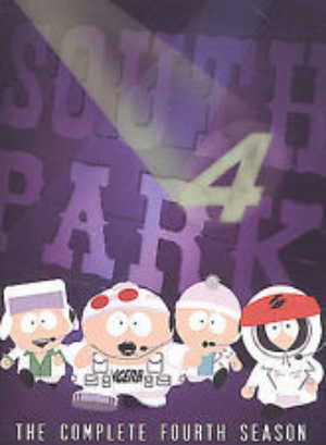 South Park - The Complete Fourth Season Dvd