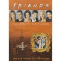 Friends: Season 4  Dvd - $11.50
