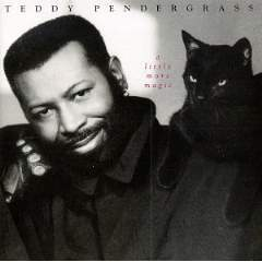 Little More Magic by Pendergrass, Teddy  Cd