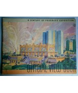 Century of Progress Exposition Official View Bo... - $24.70