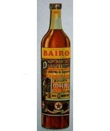 BAIRO Aperitif Figural Advertising Spinner - $27.72