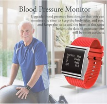 NEW! X9 Plus Smart Bracelet Oximeter Blood Pressure Heart Rate Monitor Call SMS  - $58.00+