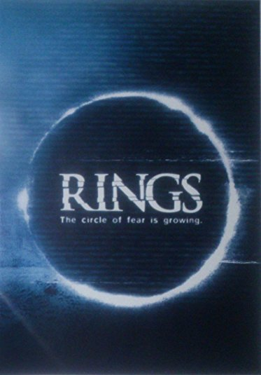 Rings: The Circle of Fear is Growing Dvd