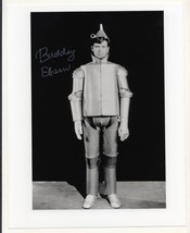 Buddy Eben Tin Man SIGNED Oz HAND-SIGNED real s... - $59.40