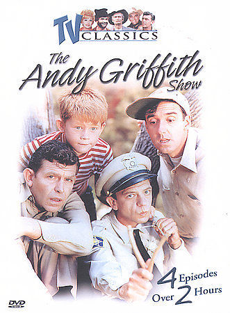 The Andy Griffith Show - TV Classics: Vol. 4 Dvd