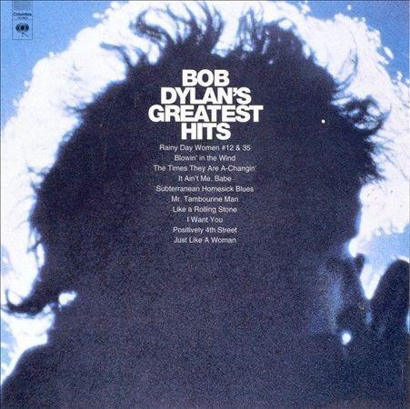 Bob Dylan's Greatest Hits  by Bob Dylan cd