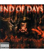 End of Days by Limp Bizkit and Guns N' Roses Cd - $10.75