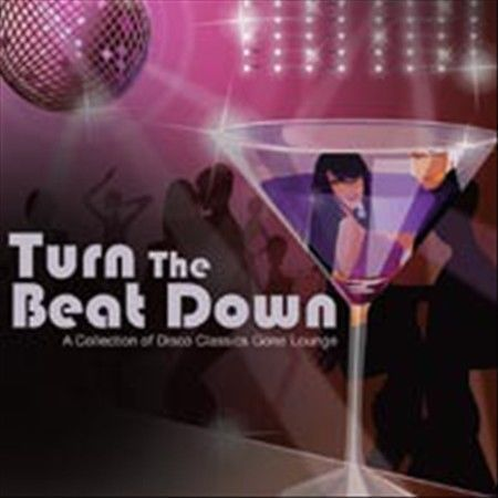 Turn the Beat Down by Various Artists Cd