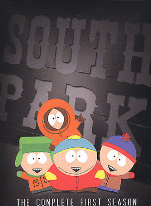 South Park - The Complete First Season Dvd