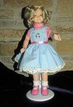 "1996 Danbury Mint ""Rebecca of Sunnybrook Farm"" 14"" Shirley Temple - $75.00"