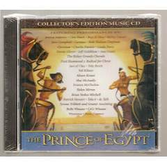The Prince of Egypt by Wynonna and CeCe Winans Cd