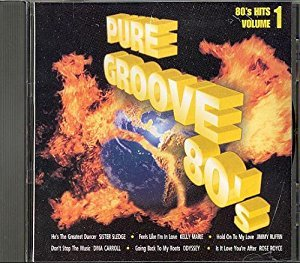 Pure Groove 80's Cd