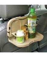 Car Travel Food Tray-Black - $9.90