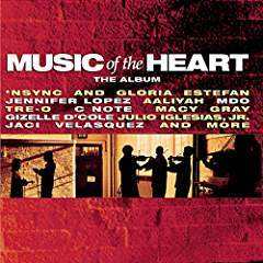 Music Of The Heart The Album Cd
