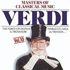 Masters Of Classical Music: Verdi cd