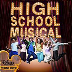 High School Musical Soundtrack   Cd
