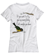 Fly Motivational T-shirt - FREE Shipping! - $24.95