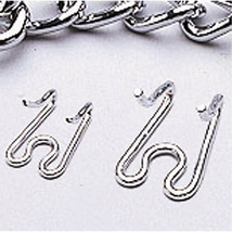 Extra Links For Dog Training Prong Collar To Extend Sizes Chrome Link 3 ... - $14.74+