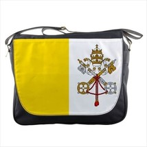 Holy See Flag Messenger Bag - $36.90
