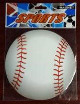 Baseball Magnet For Your car Truck Locker Toolb... - $3.39