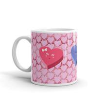 Valentine Hearts Mug (Hattrick Novelties) - $11.99+