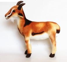 50cm simulation animal standing goat sheep plush toy home decoration pro... - $76.99