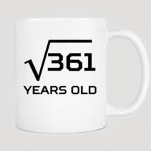 Square Root 19 Years Old Mug - ₨843.40 INR