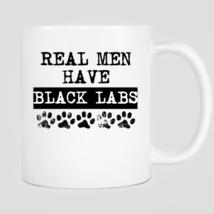 Real Men Have Black Labs Mug - ₨843.40 INR