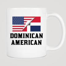 Dominican American Flag Mug - $12.99