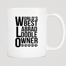 World's Best Labradoodle Owner Mug - ₨843.40 INR