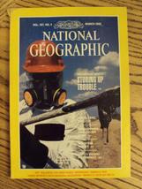 Mar 1985 NATIONAL GEOGRAPHIC Magazine VIKINGS HAZARDOUS WASTE SUSQUEHANN... - $8.91