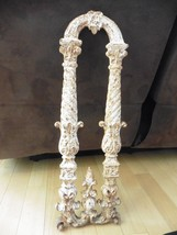 Antique Estate Find Cast Iron Railing Bannister... - $163.28