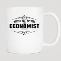 World's Most Awesome Economist Mug - ₨843.40 INR