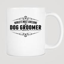 World's Most Awesome Dog Groomer Mug - ₨843.40 INR