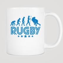 Retro Rugby Evolution Mug - ₨843.40 INR