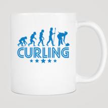 Retro Curling Evolution Mug - ₨843.40 INR