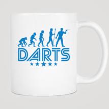 Retro Darts Evolution Mug - ₨843.40 INR