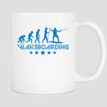 Retro Wakeboarding Evolution Mug - ₨843.40 INR