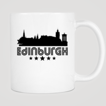 Retro Edinburgh Skyline Mug - $12.99