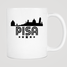 Retro Pisa Skyline Mug - $12.99