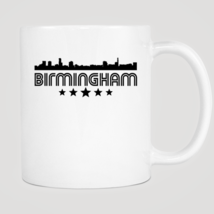 Retro Birmingham Skyline Mug - $12.99