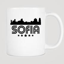 Retro Sofia Skyline Mug - $12.99