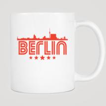 Retro Berlin Skyline Mug - $12.99