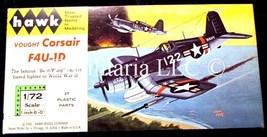 Vought Corsair F4U-1D Hawk 1/72 604-60 - $13.75