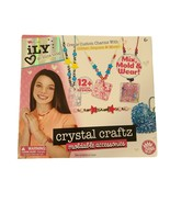 Activity Kings ILY Crystal Craftz Moldable Accessories NIB Gift Crafts - $9.66