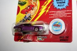 Custom Gto Magenta Commemorative Edition 1993 Johnny Lightning Challengers - $4.99
